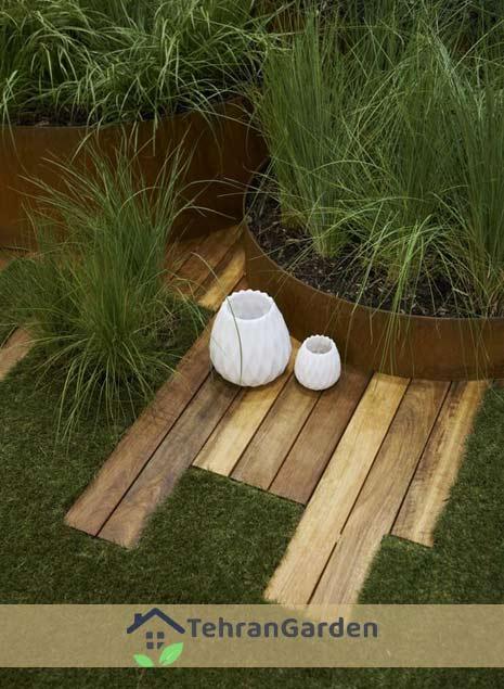 دیزاین فضای سبز