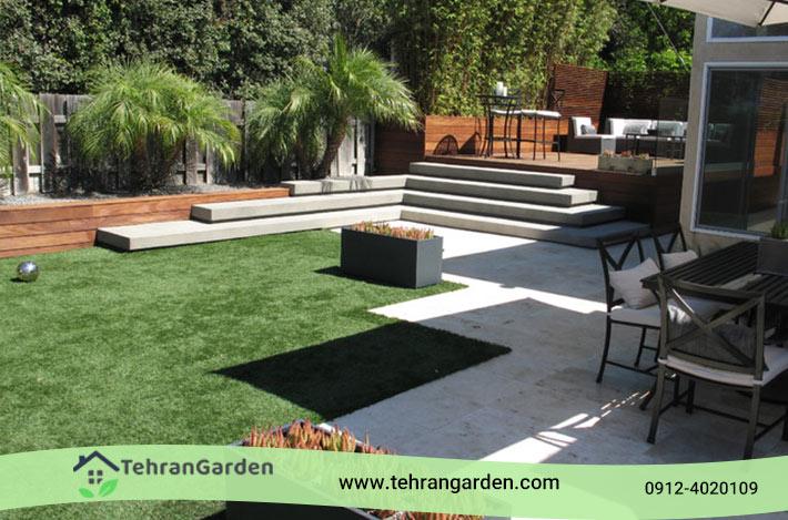 آلاچیق طراحی باغ