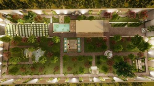 طراحی پروژه تهران ( کارفرما : خانم محمدی )
