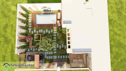 طراحی پروژه تهراندشت ( کارفرما : جناب محمودیان )