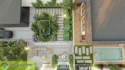 طراحی پروژه کمال شهر ( کارفرما : جناب تقی پور )