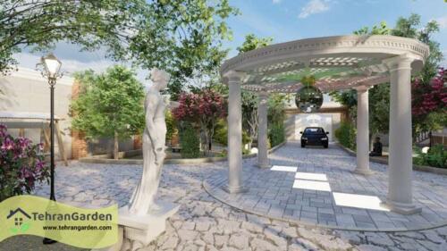 طراحی پروژه شهریار (کارفرما: جناب تقوی)