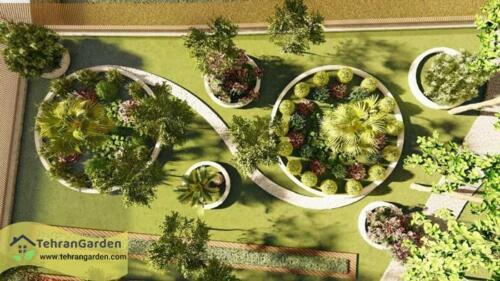 طراحی پروژه شهرستانک(کارفرما: خانم منصوری)