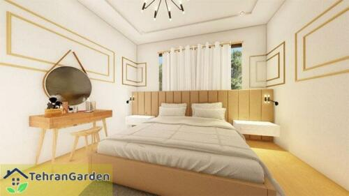 طراحی داخلی پروژه بوشهر ( کارفرما : جناب رضایی )