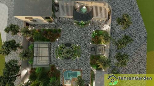 طراحی پروژه شیراز ( کارفرما : جناب پیرامون )
